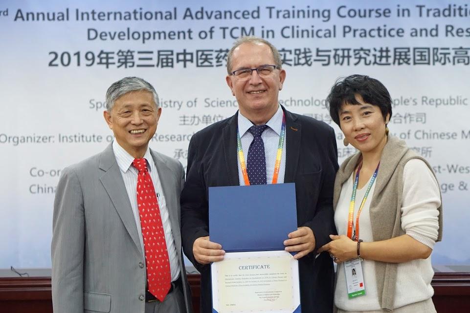 Čína štúdium akupunktúry
